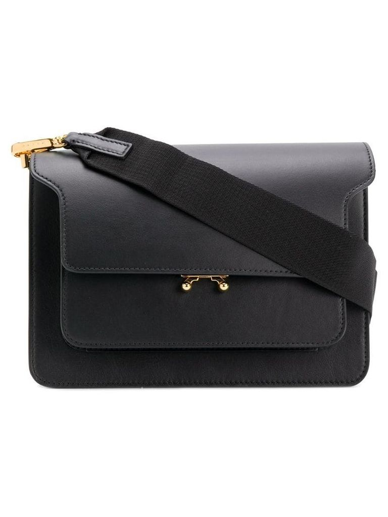 Marni Medium Trunk shoulder bag - Black