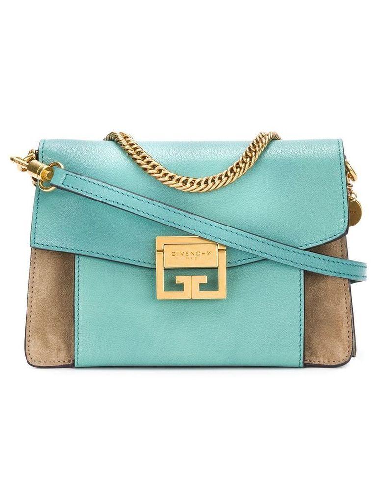 Givenchy small GV3 shoulder bag - Blue
