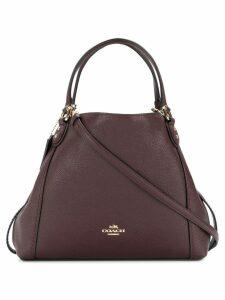 Coach Edie 28 shoulder bag - Brown