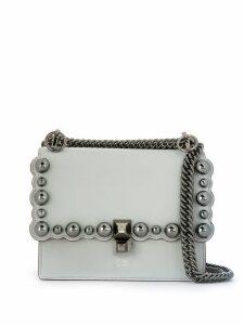 Fendi small Kan I shoulder bag - Grey