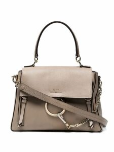 Chloé small Faye day bag - Grey