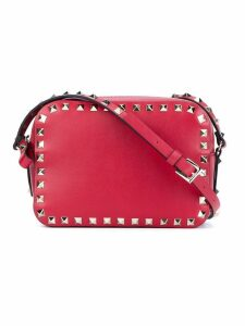 Valentino Valentino Garavani small Rockstud crossbody bag - Red