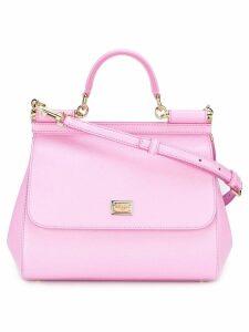 Dolce & Gabbana medium Sicily shoulder bag - Pink