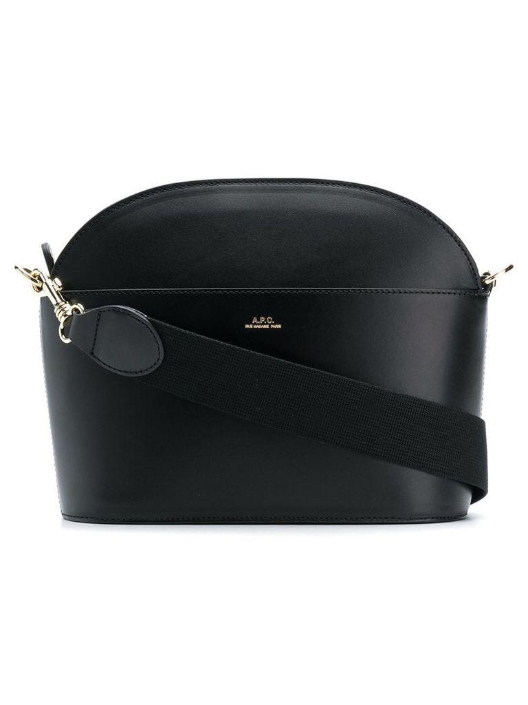 A.P.C. Gaby shoulder bag - Black