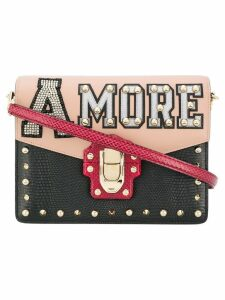 Dolce & Gabbana Lucia Amore shoulder bag - Black