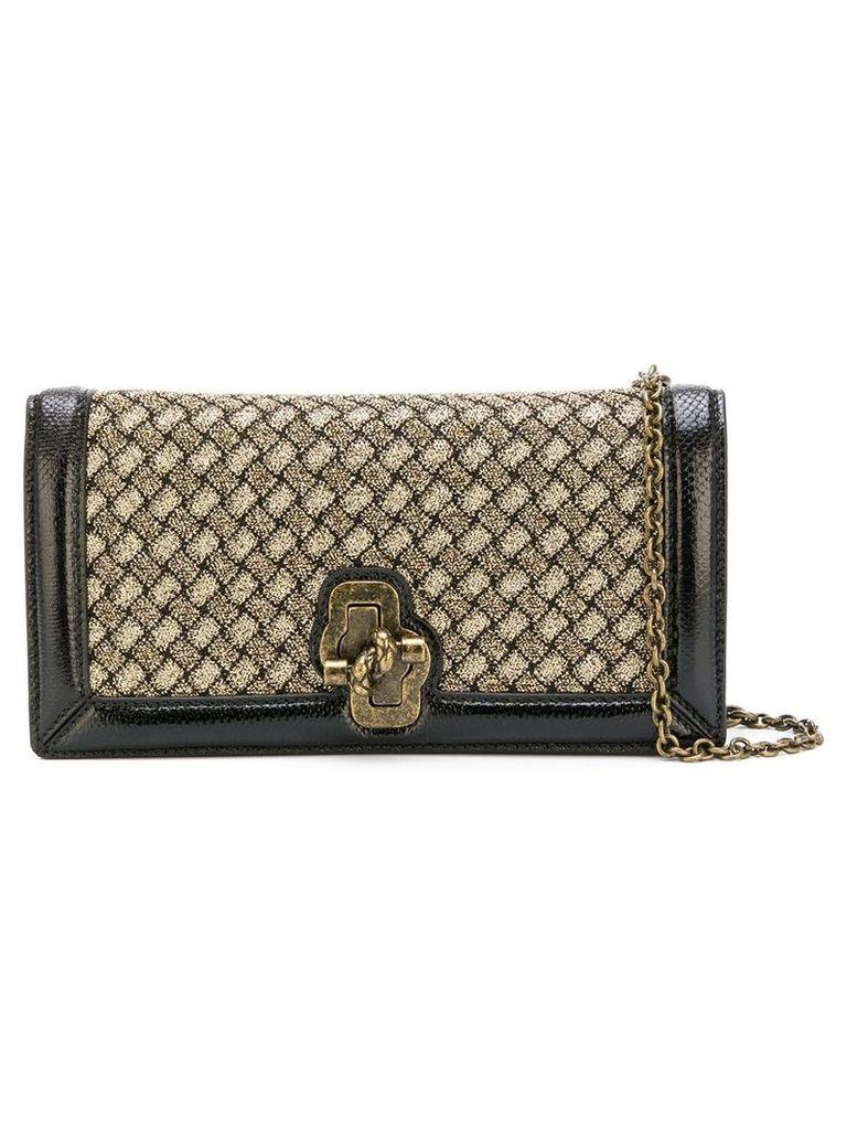 Bottega Veneta Olimpia Knot shoulder bag - Black