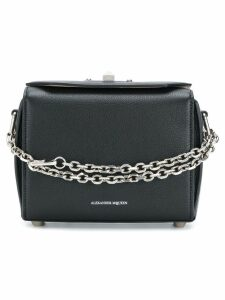 Alexander McQueen Box bag - Black