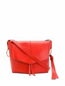 Nina Ricci flap shoulder bag - Red