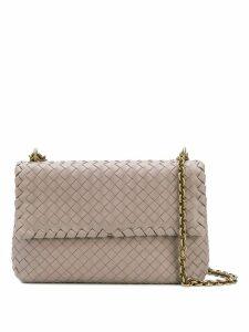 Bottega Veneta Olimpia shoulder bag - Grey