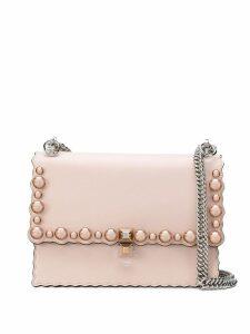 Fendi Kan I shoulder bag - Pink