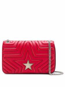 Stella McCartney Stella Star shoulder bag - Red