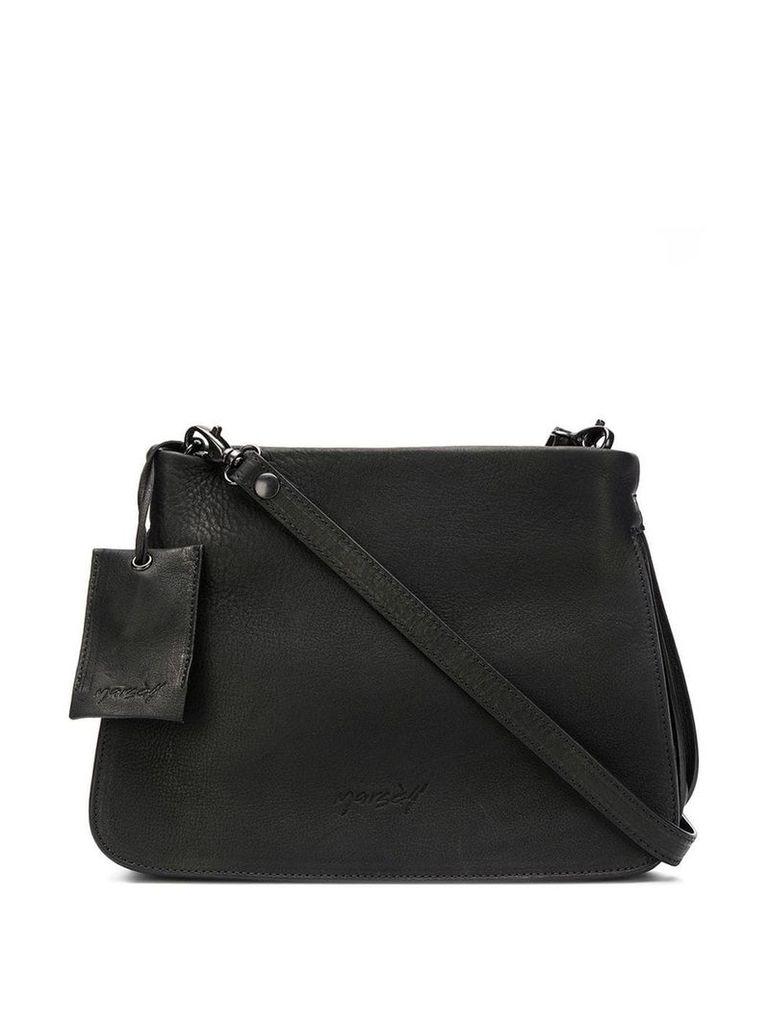 Marsèll accordion style shoulder bag - Black