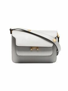 Marni Trunk mini shoulder bag - Grey