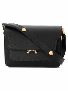 Marni mini Trunk bag - Black