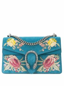 Gucci Dionysus GG floral shoulder bag - Blue