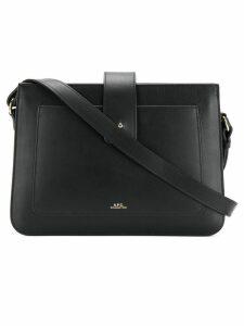 A.P.C. Izz shoulder bag - Black