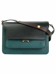 Marni Trunk shouder bag - Green