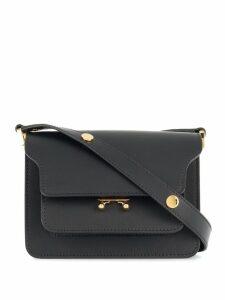 Marni mini Trunk shoulder bag - Black