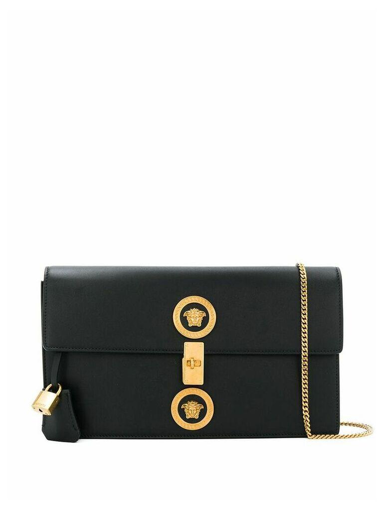 Versace Medusa shoulder bag - Black