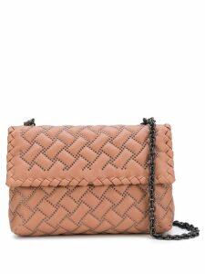 Bottega Veneta small Olimpia bag - Neutrals