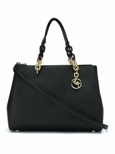 Michael Michael Kors Cynthia satchel - Black