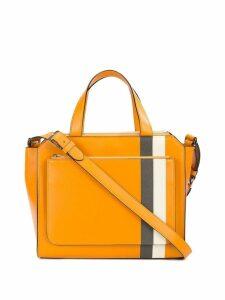 Valextra Passport medium tote bag - Orange