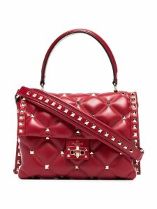 Valentino Valentino Garavani Candystud tote bag - Red