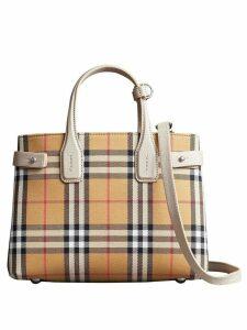 Burberry vintage check Banner bag - Multicolour