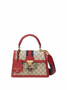 Gucci Queen Margaret GG small top handle bag - Neutrals