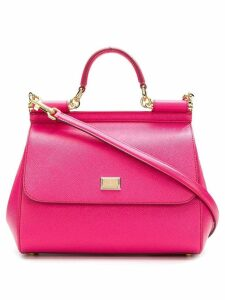 Dolce & Gabbana Sicily small tote bag - Pink