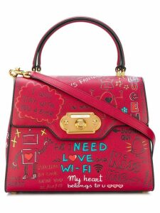 Dolce & Gabbana Welcome tote - Red