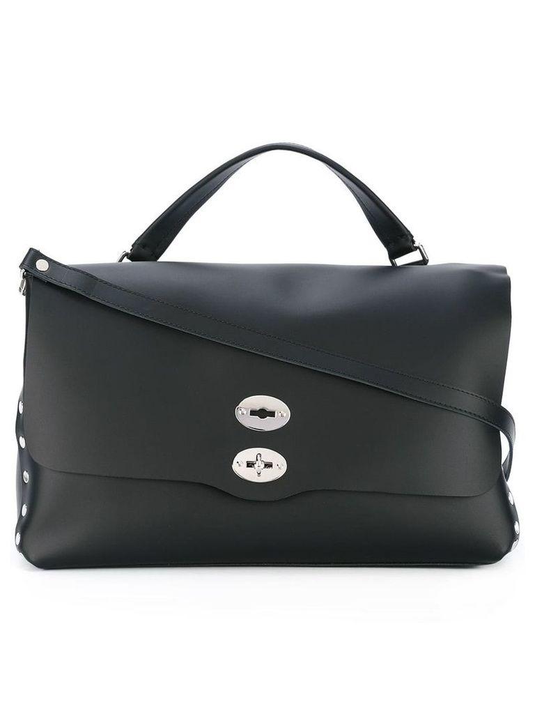 Zanellato large 'Original Silk' tote - Black