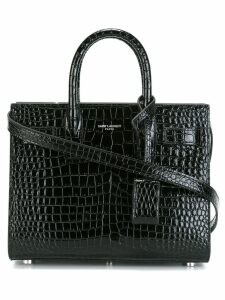 Saint Laurent nano 'Sac de Jour' tote - Black