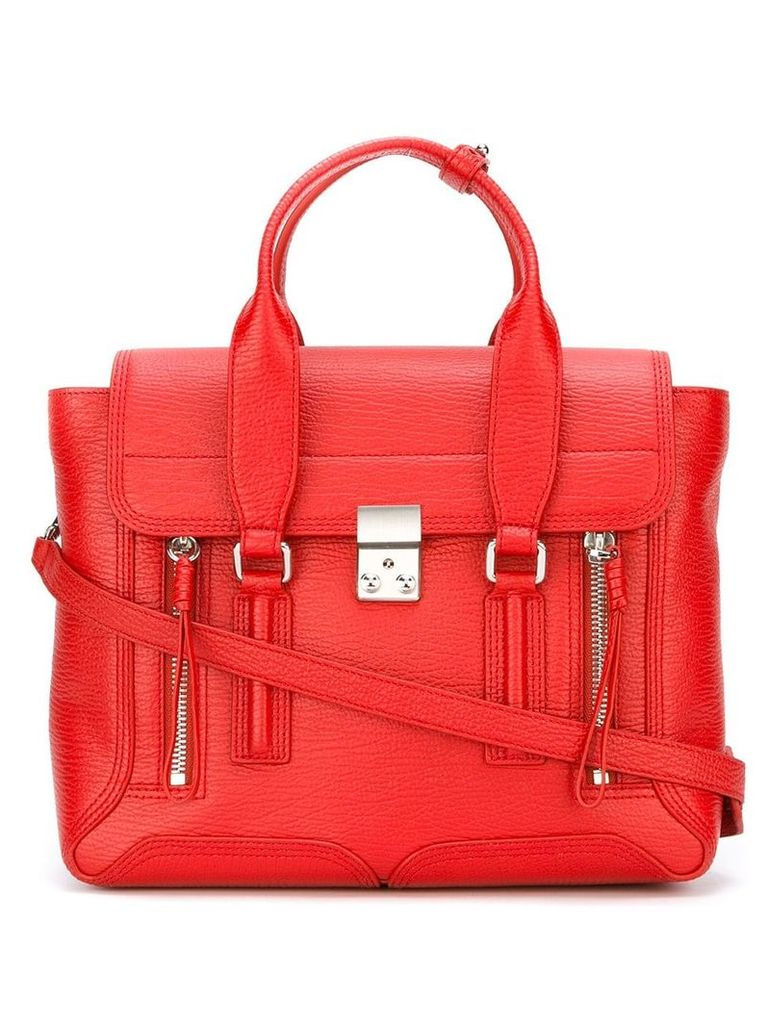 3.1 Phillip Lim medium Pashli satchel - Red