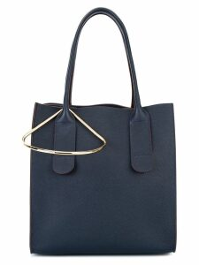 Roksanda tote bag with gold tone detail - Blue