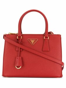 Prada mini Galleria tote - Red