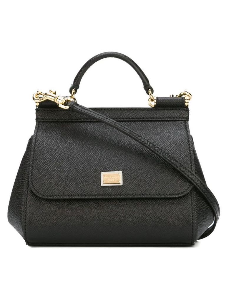 Dolce & Gabbana mini Sicily tote - Black
