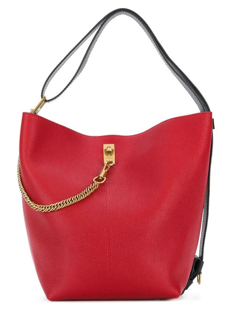 Givenchy GV bucket bag - Red