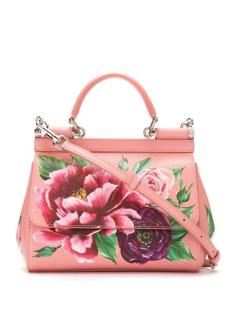 Dolce & Gabbana Sicily tote bag - Pink