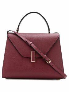 Valextra foldover tote bag - Red