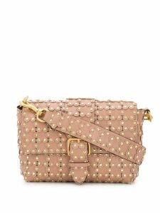 Red Valentino RED(V) Flower Puzzle bag - Neutrals