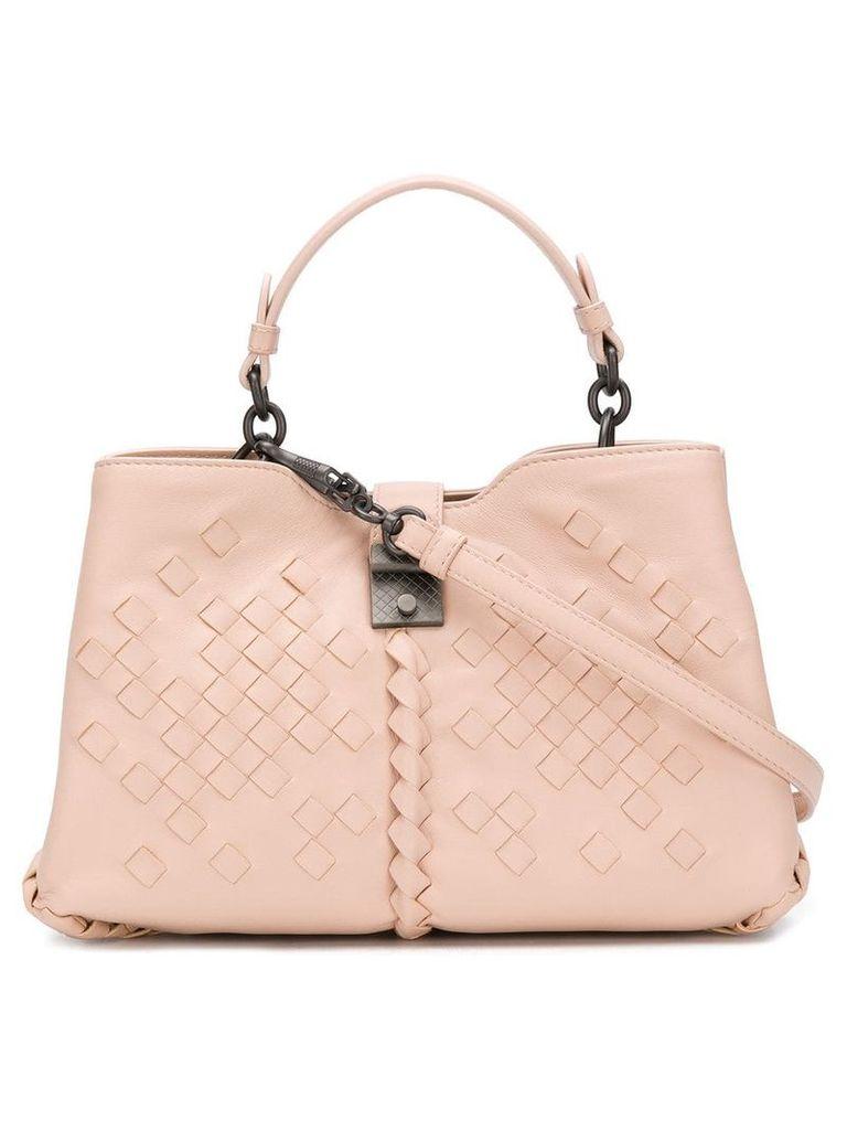 Bottega Veneta small Napoli bag - Pink