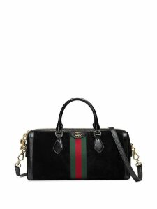 Gucci Ophidia medium top handle bag - Black
