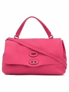 Zanellato small Pura tote - Red