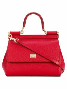 Dolce & Gabbana Sicily tote bag - Red