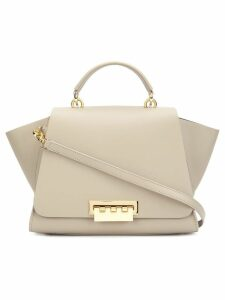 Zac Zac Posen Eartha Iconic Soft Top Handle - NEUTRALS