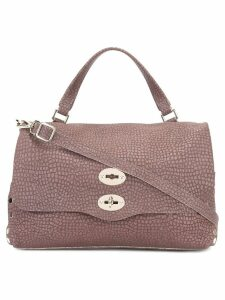 Zanellato removable strap tote - Pink