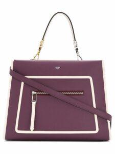 Fendi Runaway tote bag - Pink