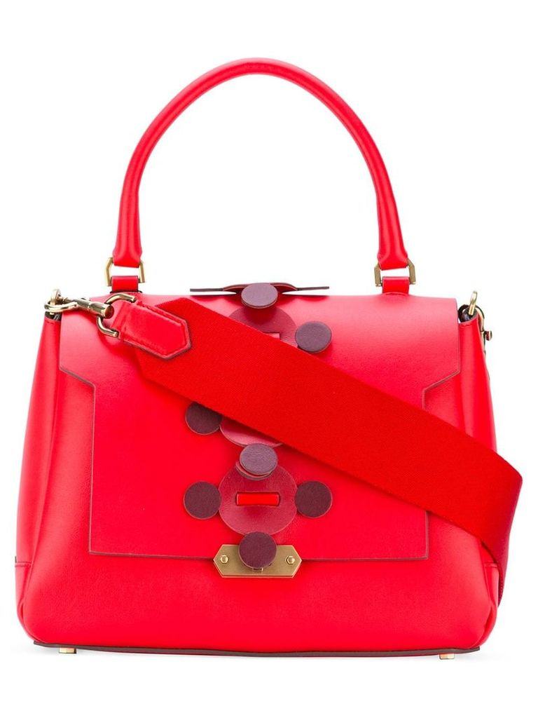 Anya Hindmarch Apex Small Bathurst tote - Red