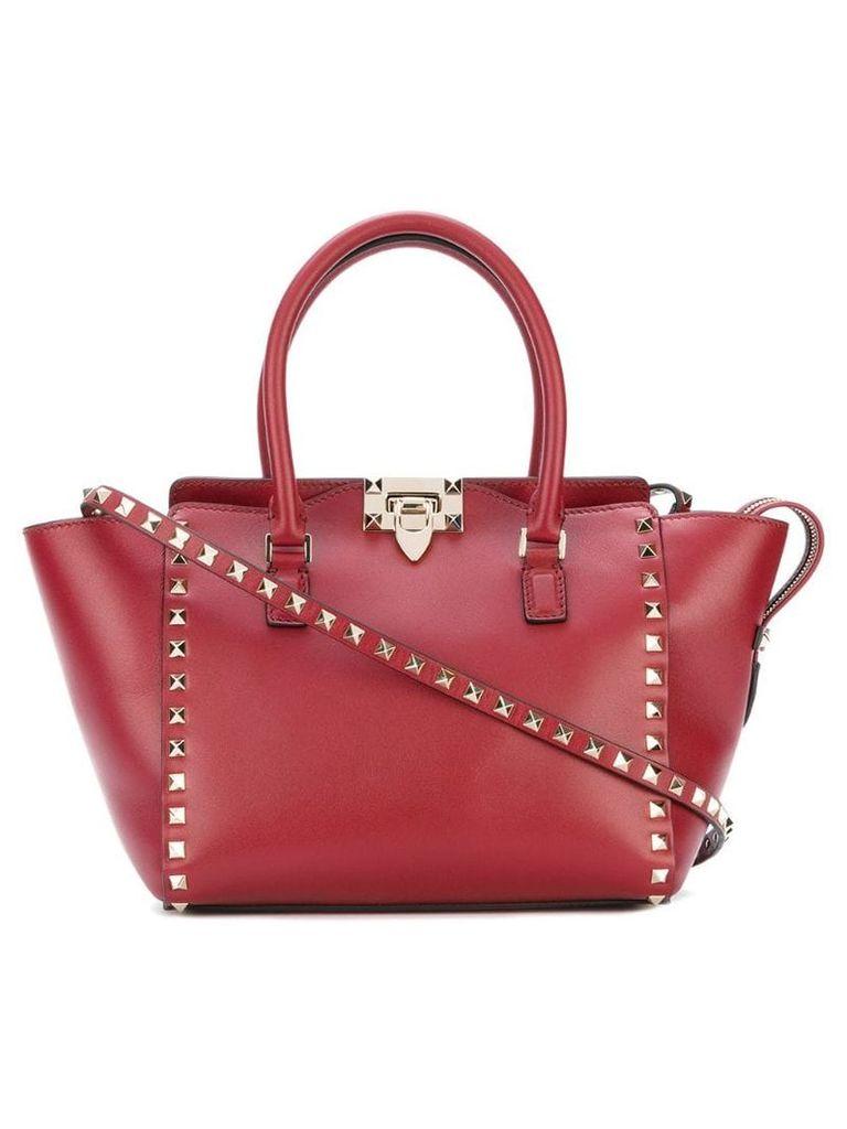 Valentino Valentino Garavani Rockstud Small Double Handle tote bag -